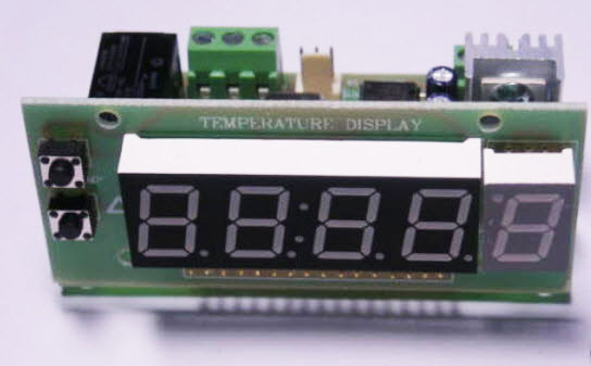 Digital Temperature Controller HOT COLD - 55 to +125