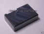 FB20 2 x DIY Hobby Black Plastic Case / Box 7.5 x 5.0 x 2.0cm.
