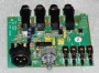 DI BOX Guitar Amplifier Assembled board 9VDC supply
