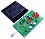 FK1003 Solar Warning flashing light 5 x Red LED kit