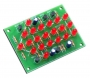 FK149 Arrow Sign 21 Red Led Chasing Light Kit