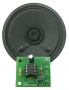 FK278 Six Alarm Sound Siren Kit with Speaker 3 VDC