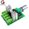 High Power 6A 6V-12V PWM No-Polarity DC Motor Speed Regulator Controller Board Speed Motor Control Switch Board