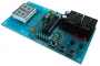 MXA071 1s - 9 hours Digital On / Off Timer 2 Relay 12VDC
