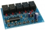 MXA076 Multifunction Switch 5 Channel output 300W Relay board 12VDC